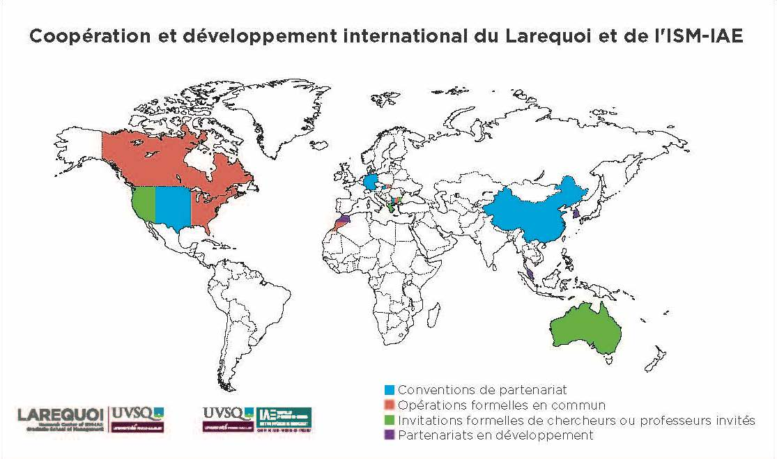coopération internationale